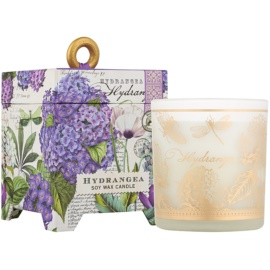 Michel Design Works Hydrangea Scented Candle 184 g in Glass Jar