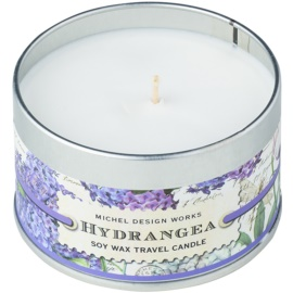 Michel Design Works Hydrangea vonná svíčka 113 g v plechovce
