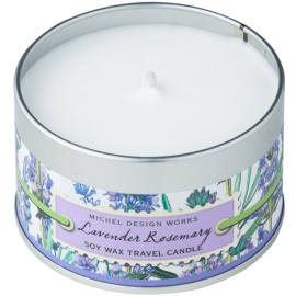 Michel Design Works Lavender Rosemary Duftkerze  113 g in Blechverpackung