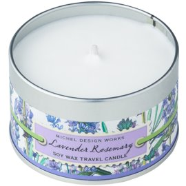 Michel Design Works Lavender Rosemary Scented Candle 113 g in Tin