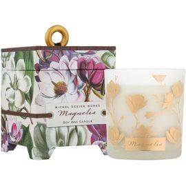 Michel Design Works Magnolia illatos gyertya  184 g üvegben