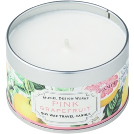 Michel Design Works Pink Grapefruit Scented Candle 113 g in Tin