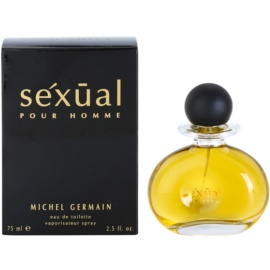 Michel Germain Sexual Pour Homme Eau de Toilette für Herren 75 ml