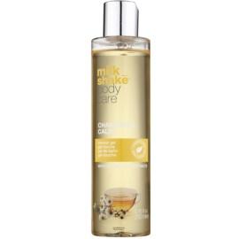 Milk Shake Body Care Chamomile Calm hydratační sprchový gel bez parabenů a silikonů  250 ml