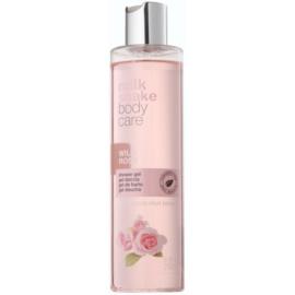 Milk Shake Body Care Wild Rose hydratační sprchový gel bez parabenů a silikonů  250 ml