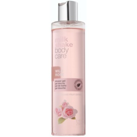 Milk Shake Body Care Wild Rose gel de ducha hidratante  sin parabenos ni siliconas  250 ml