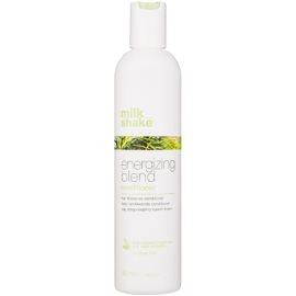 Milk Shake Energizing Blend condicionador energizante para desbaste ligeiro e cabelos quebradiços sem parabenos  300 ml