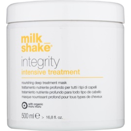 Milk Shake Integrity Deep Nourishing Mask For Hair  500 ml