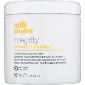 Milk Shake Integrity hloubkově vyživující maska na vlasy  500 ml