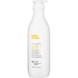 Milk Shake Integrity Shampoo mit ernährender Wirkung für alle Haartypen sulfat - und parabenfrei  1000 ml