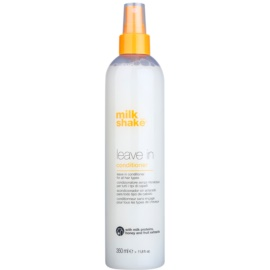 Milk Shake Leave In Nourishing Conditioner For All Types Of Hair  350 ml