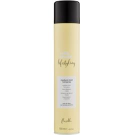 Milk Shake Lifestyling lakier do włosów średnio utrwalający  500 ml