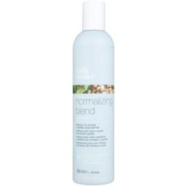 Milk Shake Normalizing Blend champô para cabelo normal a oleoso  sem sulfatos e parabenos  300 ml
