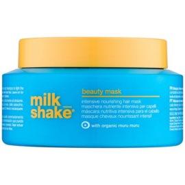 Milk Shake Sun & More mască hrănitoare și intens hidratantă pentru parul deteriorat de efectele solare , clor si sare  200 ml