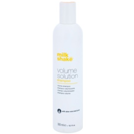 Milk Shake Volume Solution champô para volume e brilho   300 ml
