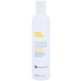 Milk Shake Volume Solution šampon pro objem a lesk  300 ml