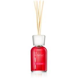 Millefiori Natural Mela & Cannella dyfuzor zapachowy z napełnieniem 250 ml