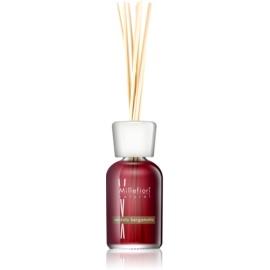Millefiori Natural Sandalo Bergamotto diffusore di aromi con ricarica 250 ml