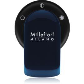 Millefiori GO White Musk supporto per deodoranti per auto   con ricarica