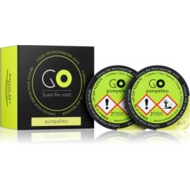 Millefiori GO Pompelmo deodorante per auto 2 pz ricarica