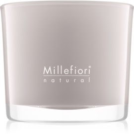 Millefiori Natural White Musk candela profumata 180 g
