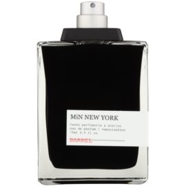 MiN New York Barrel woda perfumowana tester unisex 75 ml