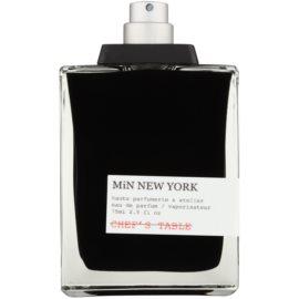 MiN New York Chef´s Table парфюмна вода тестер унисекс 75 мл.