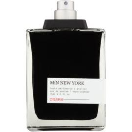 MiN New York Onsen парфюмна вода тестер унисекс 75 мл.