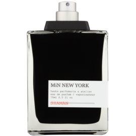 MiN New York Shaman парфюмна вода тестер унисекс 75 мл.