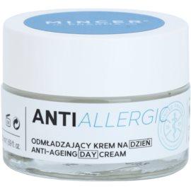 Mincer Pharma AntiAllergic N° 1100 odmładzający krem na dzień dla cery wrażliwej N°1102  50 ml