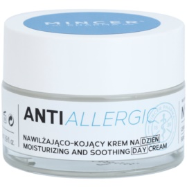 Mincer Pharma AntiAllergic N° 1100 Creme de dia calmante para a vermelhidão com efeito hidratante N°1101  50 ml