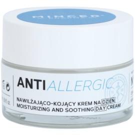 Mincer Pharma AntiAllergic N° 1100 zklidňující denní krém proti zarudnutí s hydratačním účinkem N°1101  50 ml