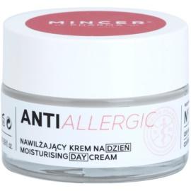 Mincer Pharma AntiAllergic N° 1200 зволожуючий денний крем для розширених та потрісканих вен N°1201  50 мл