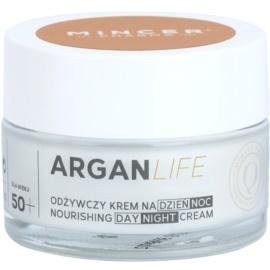 Mincer Pharma ArganLife N° 800 50+ nährende Creme N°802  50 ml