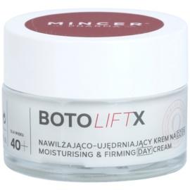 Mincer Pharma BotoLiftX N° 700 40+ hydratační a zpevňující denní krém N°701  50 ml
