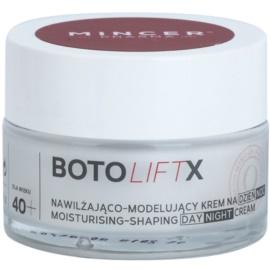 Mincer Pharma BotoLiftX N° 700 40+ crema remodeladora  con efecto humectante N°702  50 ml