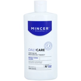 Mincer Pharma Daily Care N° 00 loción facial nutritiva  N ° 02  250 ml