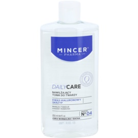 Mincer Pharma Daily Care N° 00 hydratisierendes Gesichtstonikum N ° 04  250 ml