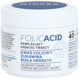 Mincer Pharma Folic Acid N° 450 hidratáló arckrém 40+ N° 451  50 ml