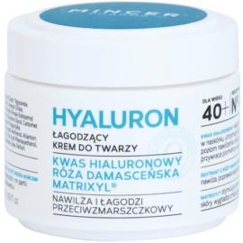 Mincer Pharma Hyaluron N° 400 vyhladzujúci krém 40+ N° 401  50 ml