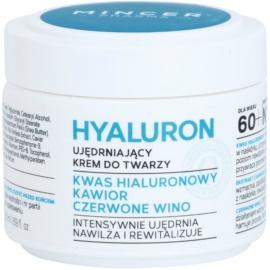 Mincer Pharma Hyaluron N° 400 crema hidratanta pentru fermitate 60+ N° 403  50 ml