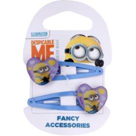 Minions Accessories Dave Ganchos em forma de coração apartir dos 3 anos