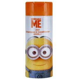 Minions Hair šampon a kondicionér 2 v 1  400 ml