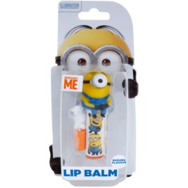 Minions Lips Lippenbalsam Geschmack Banana