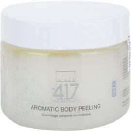Minus 417 Aromatic telový peeling so soľou Ocean  450 g