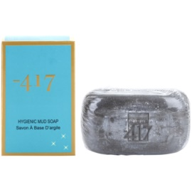 Minus 417 Purifying hygienické bahenní mýdlo na obličej a tělo  125 g
