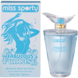 Miss Sporty Fabulous Funtasy eau de toilette para mujer 100 ml