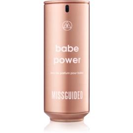 Missguided Babe Power Eau de Parfum for Women 80 ml