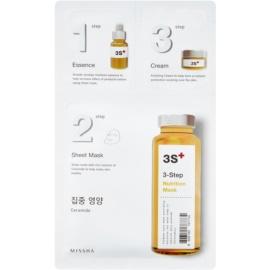 Missha 3-Step 3-Step Nourishing Mask  25 g