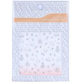 Missha Accessories autocolante decorative pentru unghii culoare Moon Flight